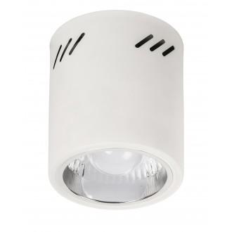 RABALUX 2484 | Donald Rabalux stropne svjetiljke svjetiljka 1x E27 bijelo mat