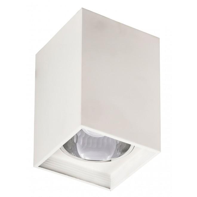 RABALUX 2486 | Maddox Rabalux stropne svjetiljke svjetiljka 1x E27 bijelo mat