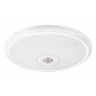 RABALUX 2498 | Gabriel Rabalux zidna, stropne svjetiljke svjetiljka sa senzorom 1x LED 720lm 4000K bijelo