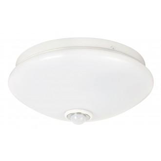 RABALUX 2499 | Seth Rabalux zidna, stropne svjetiljke svjetiljka sa senzorom 1x LED 520lm 4000K bijelo