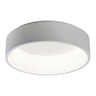 RABALUX 2507 | Adeline Rabalux stropne svjetiljke svjetiljka okrugli 1x LED 1500lm 4000K bijelo mat