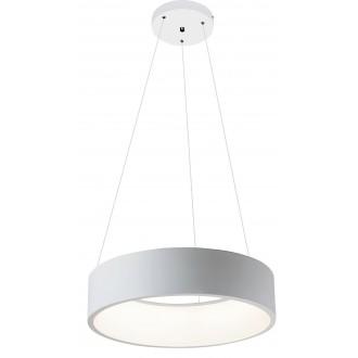 RABALUX 2509   Adeline Rabalux visilice svjetiljka okrugli 1x LED 1500lm 4000K bijelo mat