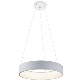 RABALUX 2510   Adeline Rabalux visilice svjetiljka okrugli 1x LED 2100lm 4000K bijelo mat