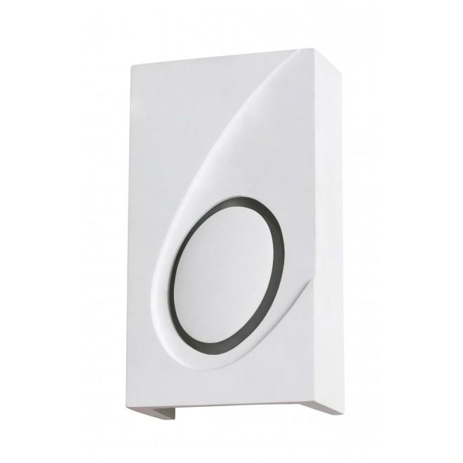 RABALUX 2519   Gia Rabalux zidna svjetiljka sa površinom za bojanje 1x E14 bijelo