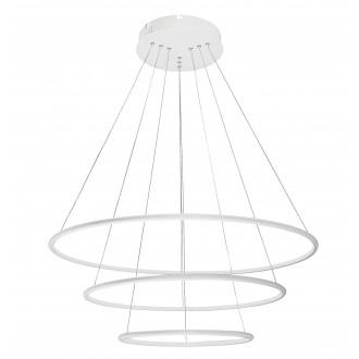 RABALUX 2545 | Donatella Rabalux visilice svjetiljka 1x LED 5774lm 4000K krom, bijelo