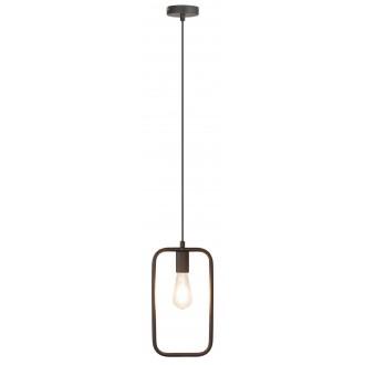 RABALUX 2567 | LeviR Rabalux visilice svjetiljka 1x E27 crno