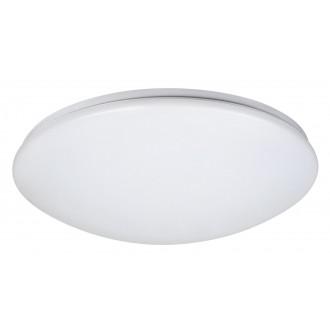 RABALUX 2636 | OllieR Rabalux stropne svjetiljke svjetiljka daljinski upravljač jačina svjetlosti se može podešavati, sa podešavanjem temperature boje 1x LED 3100lm 2700 <-> 6500K bijelo