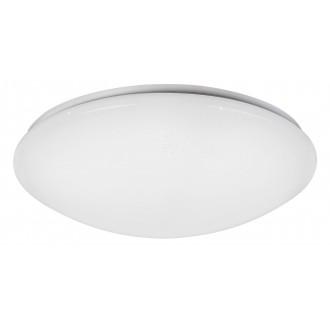 RABALUX 2637 | OllieR Rabalux stropne svjetiljke svjetiljka daljinski upravljač jačina svjetlosti se može podešavati, sa podešavanjem temperature boje 1x LED 5900lm 2700 <-> 6500K bijelo, svjetlucavi