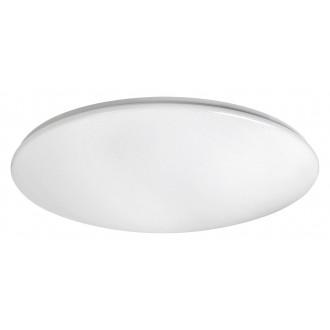 RABALUX 2639 | OllieR Rabalux stropne svjetiljke svjetiljka okrugli daljinski upravljač jačina svjetlosti se može podešavati, sa podešavanjem temperature boje, timer 1x LED 5900lm 2700 <-> 6500K bijelo, svjetlucavi