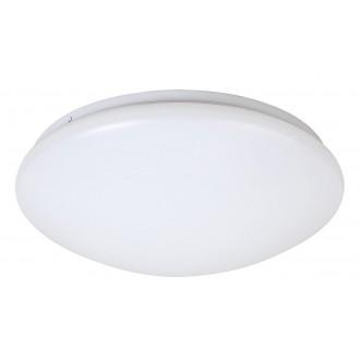 RABALUX 2654 | Lucas_RA Rabalux stropne svjetiljke svjetiljka okrugli 1x LED 1440lm 3000K IP44 bijelo