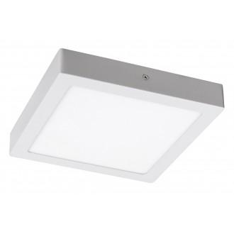 RABALUX 2664 | Lois Rabalux zidna, stropne svjetiljke LED panel četvrtast 1x LED 1400lm 4000K bijelo mat, bijelo