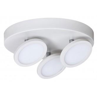RABALUX 2714 | ElsaR Rabalux stropne svjetiljke svjetiljka 3x LED 1260lm 4000K bijelo mat