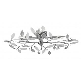 RABALUX 2839 | Lilian Rabalux stropne svjetiljke svjetiljka 4x E14 krom, bijelo