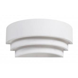 RABALUX 2847 | MathisR Rabalux zidna svjetiljka sa površinom za bojanje 1x E14 bijelo