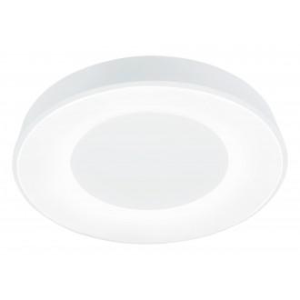 RABALUX 3083   Ceilo Rabalux stropne svjetiljke svjetiljka okrugli daljinski upravljač jačina svjetlosti se može podešavati, sa podešavanjem temperature boje, timer, noćno svjetlo, háttérvilágítás 1x LED 3200lm 3000 <-> 6500K bijelo