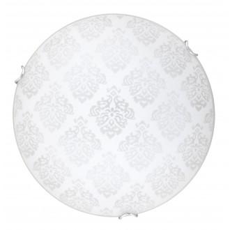 RABALUX 3325   Fleur-RA Rabalux zidna, stropne svjetiljke svjetiljka okrugli 1x LED 960lm 3000K bijelo, šare