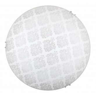RABALUX 3326 | Fleur-RA Rabalux zidna, stropne svjetiljke svjetiljka okrugli 1x LED 1440lm 3000K bijelo, šare