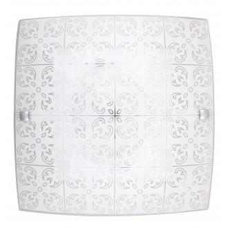 RABALUX 3329   Fleur-RA Rabalux zidna, stropne svjetiljke svjetiljka četvrtast 1x LED 960lm 3000K bijelo, šare