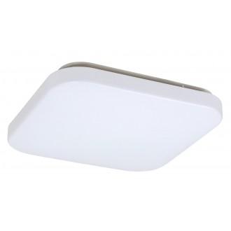 RABALUX 3340 | Rob-RA Rabalux stropne svjetiljke svjetiljka četvrtast 1x LED 1400lm 3000K bijelo