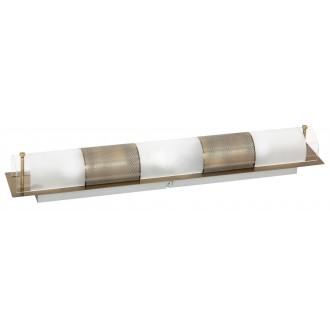 RABALUX 3553 | Periodic Rabalux zidna, stropne svjetiljke svjetiljka 3x E14 bronca, prozirno, bijelo