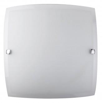 RABALUX 3689 | Nedda Rabalux zidna, stropne svjetiljke svjetiljka 2x E27 opal, prozirno, krom