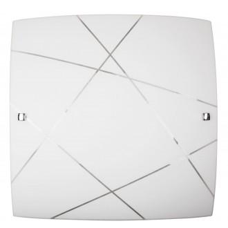 RABALUX 3699 | Phaedra Rabalux zidna, stropne svjetiljke svjetiljka 2x E27 krom, bijelo