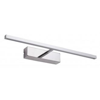 RABALUX 3909 | Picture-slim Rabalux zidna svjetiljka 1x LED 321lm 4000K krom, bijelo