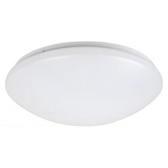 RABALUX 3934 | Igor Rabalux stropne svjetiljke svjetiljka okrugli daljinski upravljač jačina svjetlosti se može podešavati, sa podešavanjem temperature boje, promjenjive boje 1x LED 1150lm 3000 <-> 6500K bijelo
