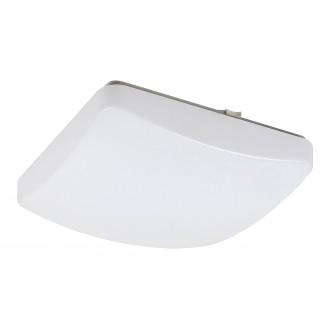 RABALUX 3935 | Igor Rabalux stropne svjetiljke svjetiljka četvrtast daljinski upravljač jačina svjetlosti se može podešavati, sa podešavanjem temperature boje, promjenjive boje 1x LED 1150lm 3000 <-> 6500K bijelo