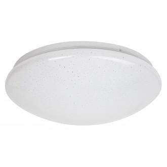 RABALUX 3937 | Lucas Rabalux zidna, stropne svjetiljke svjetiljka okrugli 1x LED 1140lm 4000K bijelo, svjetlucavi