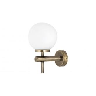 RABALUX 3999 | Avery-RA Rabalux zidna svjetiljka 1x LED 550lm 3000K IP44 antik brončano