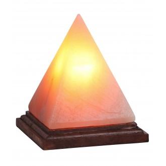 RABALUX 4096 | Vesuvius Rabalux stolna solna svjetiljka 15,2cm sa prekidačem na kablu 1x E14 90lm 2700K smeđe, bezbojno