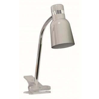 RABALUX 4292 | Color Rabalux svjetiljke sa štipaljkama svjetiljka sa prekidačem na kablu fleksibilna 1x E14 srebrno, krom