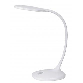 RABALUX 4318 | Aiden Rabalux stolna svjetiljka 43cm sa dodirnim prekidačem fleksibilna 1x LED 550lm 3000K bijelo