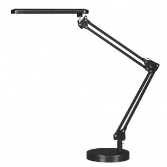 RABALUX 4408 | Colin Rabalux stolna svjetiljka 50cm s prekidačem elementi koji se mogu okretati 1x LED 350lm 4500K crno