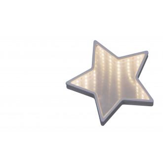 RABALUX 4553 | Starr Rabalux dekoracija svjetiljka 1x LED 140lm 6500K bijelo, zrcalo