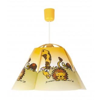 RABALUX 4568 | Leon Rabalux visilice svjetiljka 1x E27 višebojno