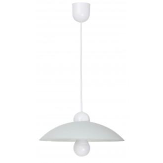 RABALUX 4615 | Cupola-range Rabalux visilice svjetiljka 1x E27 bijelo