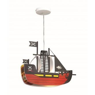 RABALUX 4719 | Ship Rabalux visilice svjetiljka 1x E27 višebojno