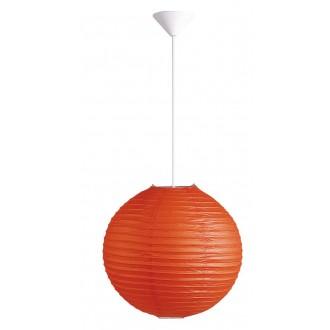 RABALUX 4892 | Rice Rabalux sjenilo sijenilo narančasto