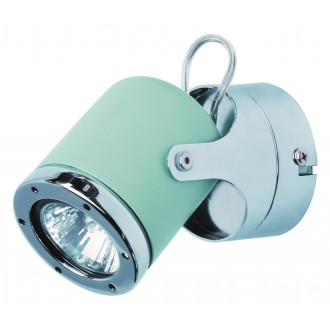 RABALUX 5033 | April-RA Rabalux spot svjetiljka elementi koji se mogu okretati 1x GU10 menta, krom