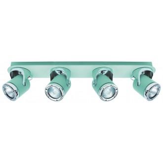 RABALUX 5036 | April-RA Rabalux spot svjetiljka elementi koji se mogu okretati 4x GU10 menta, krom