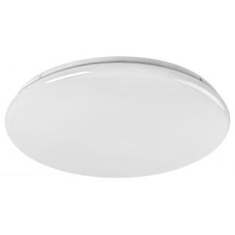 RABALUX 5449 | Danny Rabalux stropne svjetiljke svjetiljka okrugli daljinski upravljač jačina svjetlosti se može podešavati, sa podešavanjem temperature boje, timer 1x LED 3000lm 3000 <-> 6500K bijelo