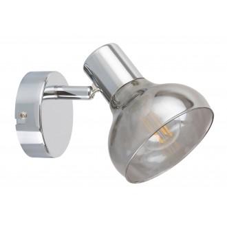 RABALUX 5555 | Holly-RA Rabalux spot svjetiljka elementi koji se mogu okretati 1x E14 krom, dim