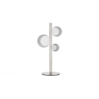 RABALUX 5656 | Lorraine Rabalux stolna svjetiljka sa prekidačem na kablu 1x LED 500lm 3000K krom saten