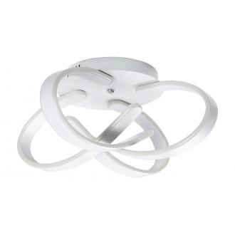 RABALUX 5679 | Jayden Rabalux stropne svjetiljke svjetiljka 1x LED 1728lm 3000K bijelo mat