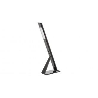 RABALUX 5700   Guido Rabalux stolna svjetiljka 38cm sa prekidačem na kablu elementi koji se mogu okretati 1x LED 400lm 4000K crno