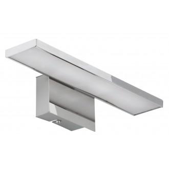 RABALUX 5735 | LouiseR Rabalux ovetljenje ogledala svjetiljka 1x LED 360lm 3000K krom, bijelo