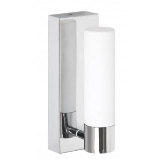 RABALUX 5749 | JimR Rabalux zidna svjetiljka 1x LED 400lm 4000K IP44 krom, bijelo