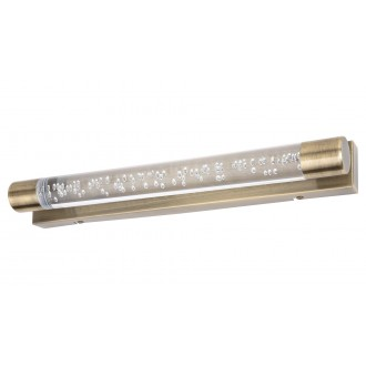 RABALUX 5786 | Abbey-RA Rabalux zidna svjetiljka 1x LED 900lm 3000K IP44 antik brončano